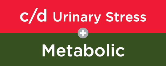Metabolic + Urinary Stress